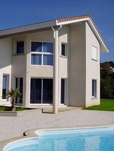 Acadie, constructeur de maison neuve à Valence