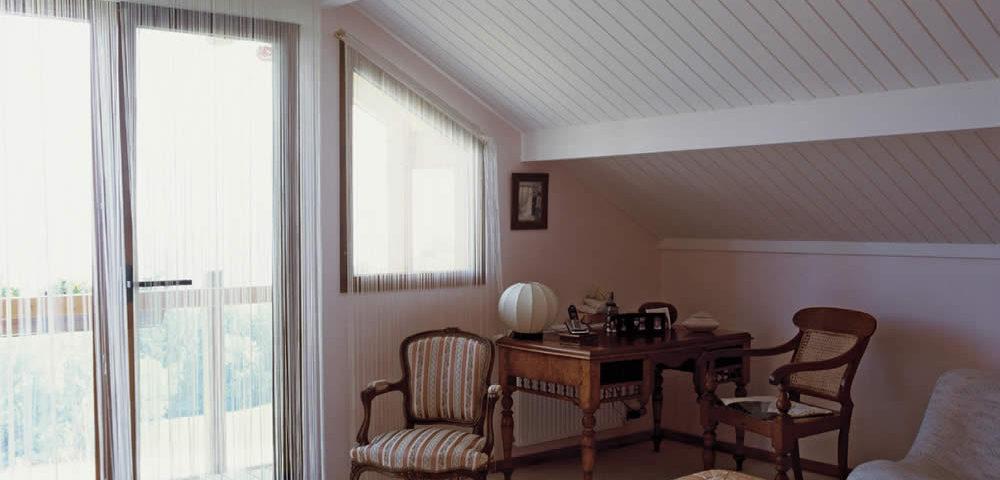 Aménagement des combles - travaux d'agrandissement - Maisons Acadie