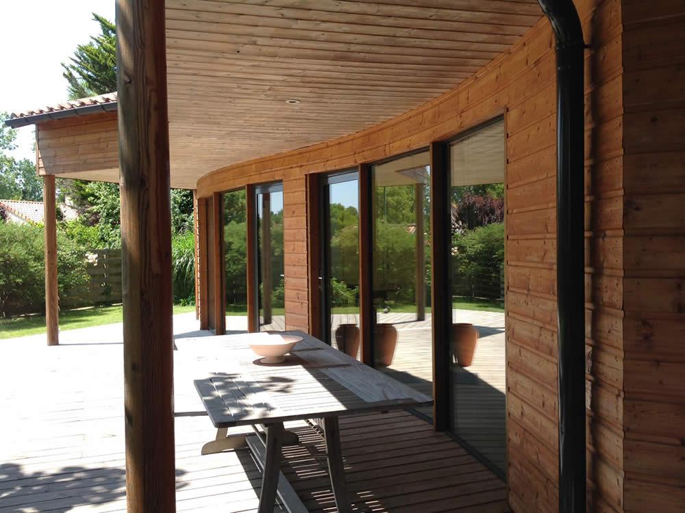 r novation maison extension par sur l vation maisons acadie. Black Bedroom Furniture Sets. Home Design Ideas