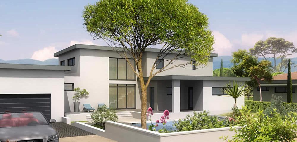 terrain + maison à vendre Drôme - Romans - Parc des Ors, un projet signé Maisons Acadie
