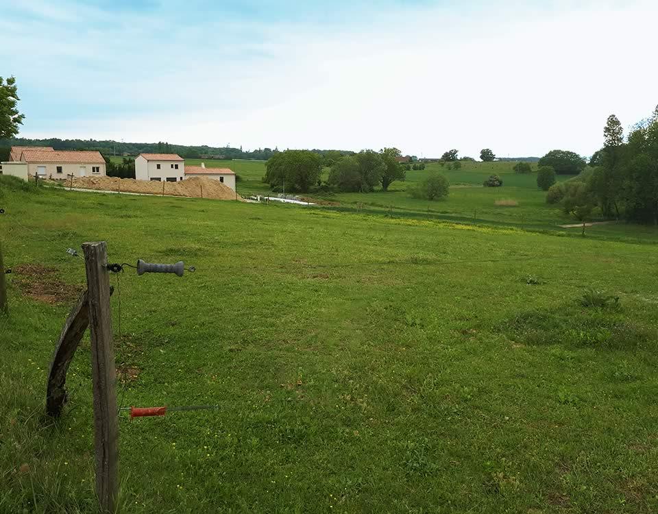 Terrain à vendre_Maisons Acadie_3lots de 675m2, 700m2, 1010m2 à St-Didier-de-Charpey