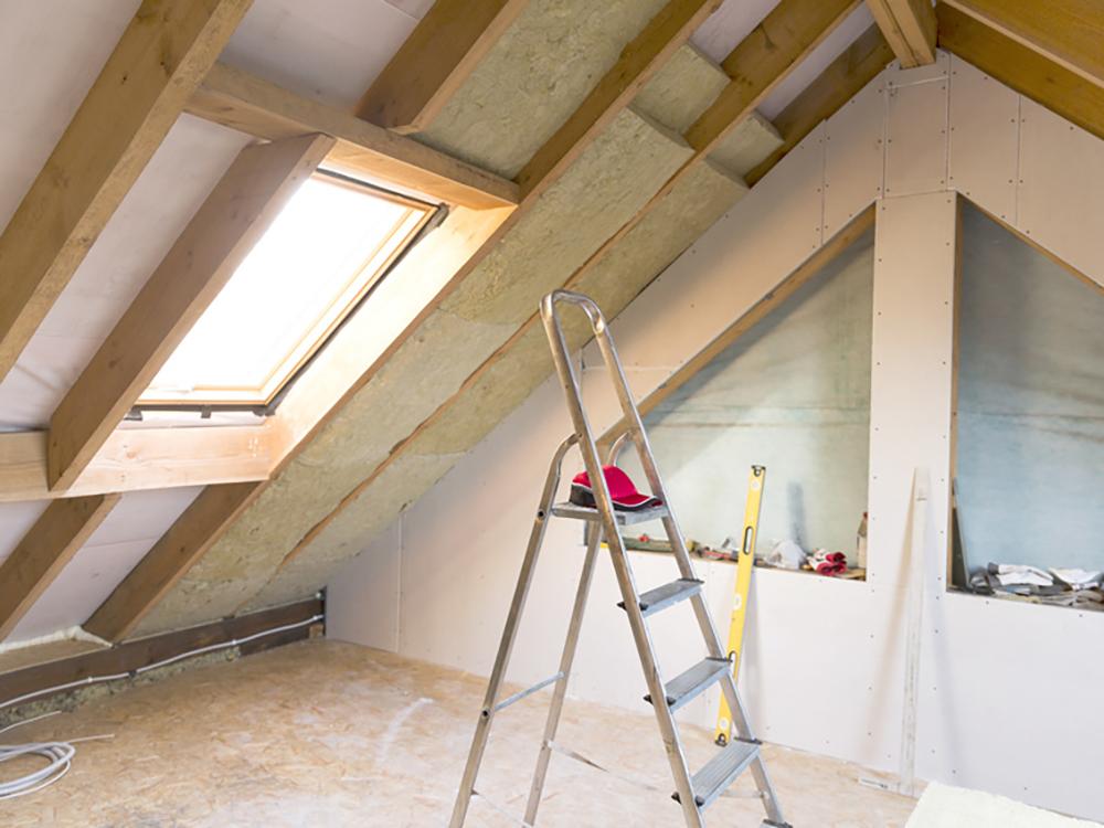 Maisons Acadie_rénovation des combles