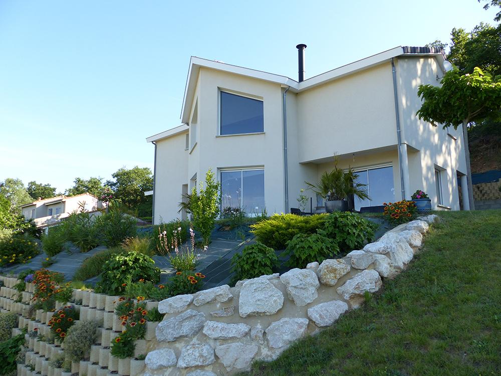 R alisation maison proven ale constructeur ccmi maisons acadie - Descriptif construction maison individuelle ...