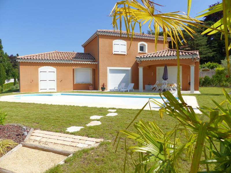 Maisons Acadie_maison provencale_réalisation du constructeur maison individuelle Valence
