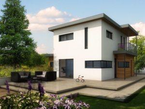 Maisons Acadie-promoteur maison individuelle-maison moderne