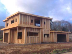 Actu Constructeur Maison Bois Contemporaine Drome Ardeche Acadie