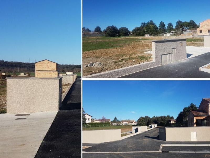 MAISONS ACADIE-constructeur maison valence-terrain-Parc des Ors-vue vercors