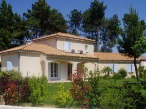 ACADIE-constructeur maison valence-maison traditionnelle provençale-Génoises