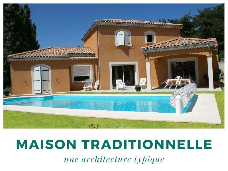 ACADIE-constructeur maison valence-maison traditionnelle provençale