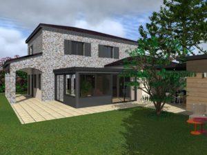 Maisons Acadie_Constructeur maison valence 26000-maison neuve valence