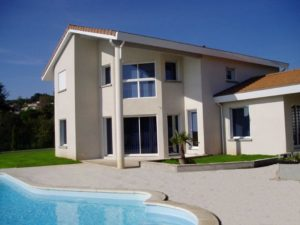 Maisons Acadie_constructeur maison valence 26000-maison neuve valence-contemporain